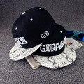 New Brand Summer Letters Baseball Caps Kpop Embroidery Cotton Casquette Sports Fashion Adjustable Snapback Cap Bones