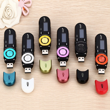 5 Colors New Sport Mp3 player F152 8GB 4GB 2GB FM-radio Reco