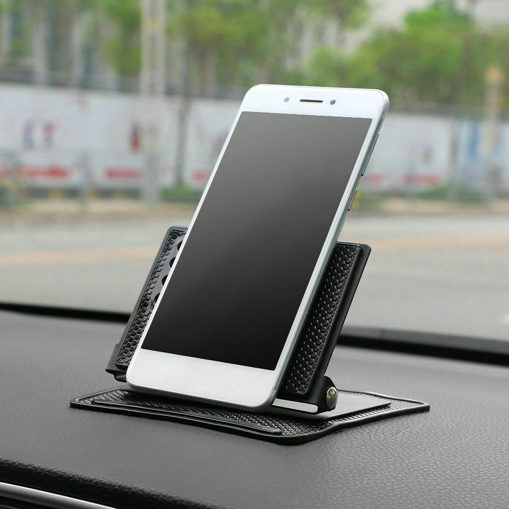 Universal Anti-Slip Non Slip In Car Dashboard Sticky Mats Mat Pad Mobile Phone Mount Stands For Smart Phone GPS Holder