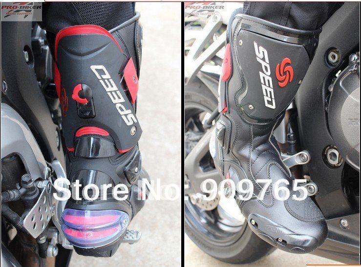 Nero Impermeabile Fuori Strada Outwear Stivali Scarpa Scarpe Guardia Della Bici Del Motociclo Di Protezione Da Corsa Ampie Varietà