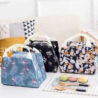 PACGOTH Новый изолированный Оксфорд термальность детские сумки для еды школы моды Оксфорд еда сумка для хранения Контейнер для пикника Сумка Чехол 1 шт.