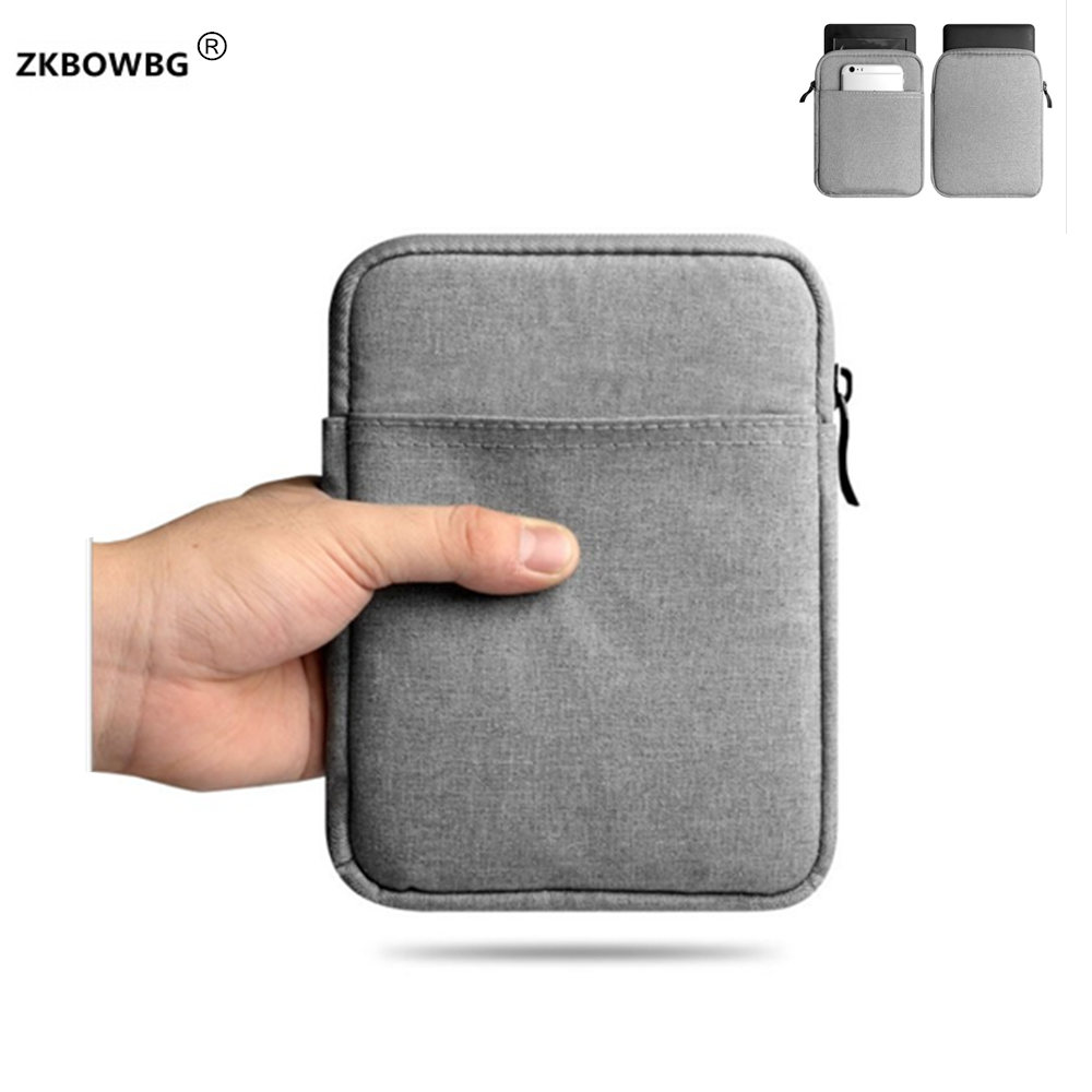 Casual 10 inch Sleeve Pouch Case For Huawei MediaPad T2 10.0 Pro FDR-A01L FDR-A01W FDR-A03L/A04L 10.1 inch Tablet Universal Bags image