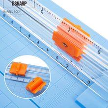 2Pcs Nova Chegada Portátil Slide Substituição da Lâmina do Cortador De Papel, Lâminas De Corte Apenas para JieLiSi cortador De Papel 909, exceto 909-2