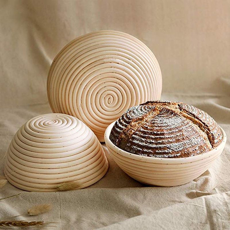 Natural Rattan Bread Basket Eco Friendly Kitchen Utensils » Planet Green Eco-Friendly Shop