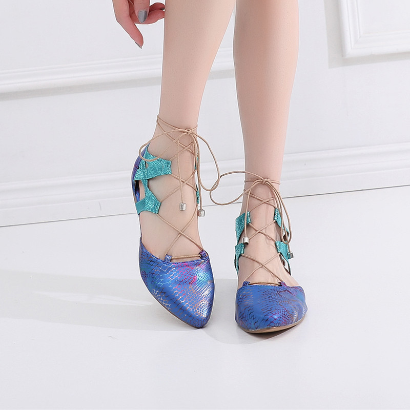 Sparkly Boots for Dancing Black Red Blue with Smooth Street Sole Women Shoes Low Heels Dance Shoes