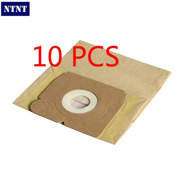 Ntnt Free Post New 10x Electrolux Vacuum Cleaner Bags Dust Bag For Z1550 Z1560 Z1570