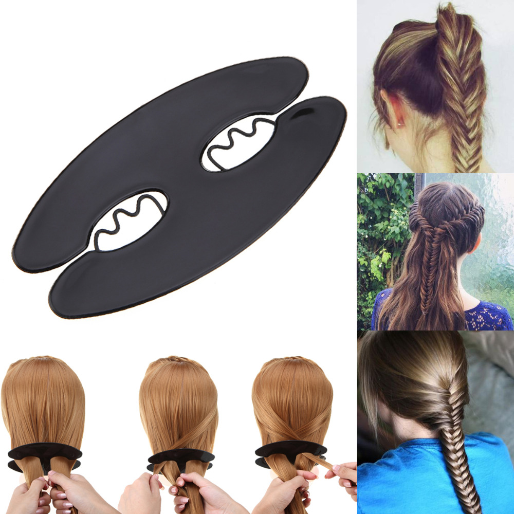 And Great Variety Of Designs And Col Knowledgeable Oval Shaped Herringbone French Styling Braider With Elastic Partition Easy Braiding Magic Hair Twist Bone Scorpion Braid Maker Famous For High Quality Raw Materials Full Range Of Specifications And Sizes