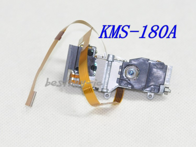 Free shipping KMS-180A /KMS180A Optical pick up Laser lens