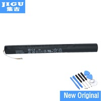 JIGU Original L14C3K31 battery for lenovo YOGA Tablet 2 YT2 1050F YT2 1051F L14d3k31 L14D2K31 batteria batterie AKKU 3.75V