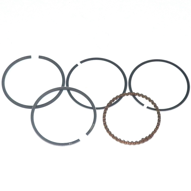 Motorcycle Piston Rings For CG EN CH GY6 JH 70 80 100 125 150 200 250cc ATV 139QMB Scooter Engine