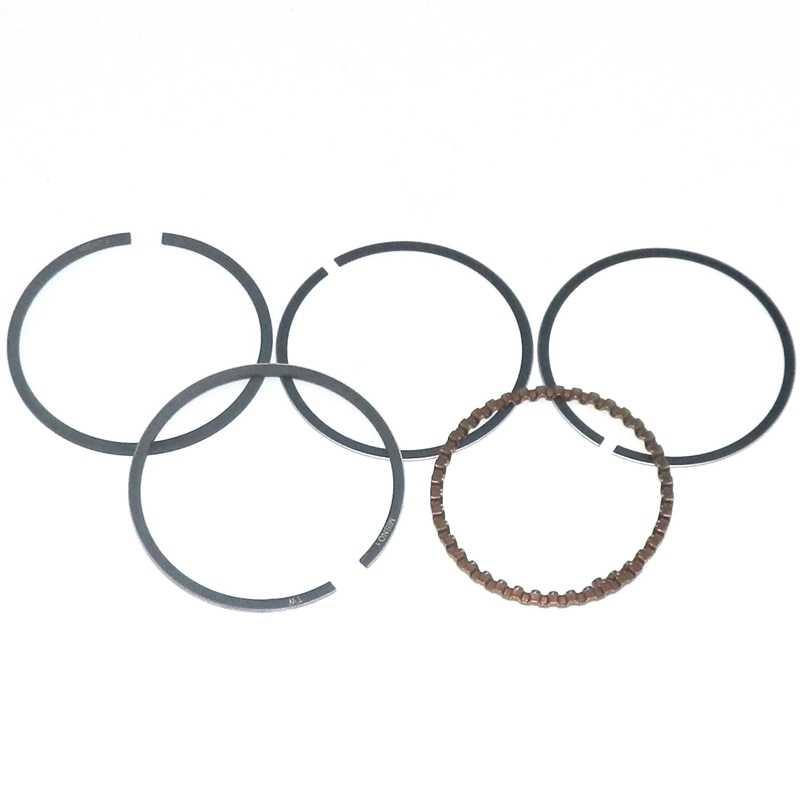 Sepeda Motor Piston Rings untuk CG EN CH GY6 JH 70 80 100 125 150 200 250cc ATV 139QMB Mesin Skuter