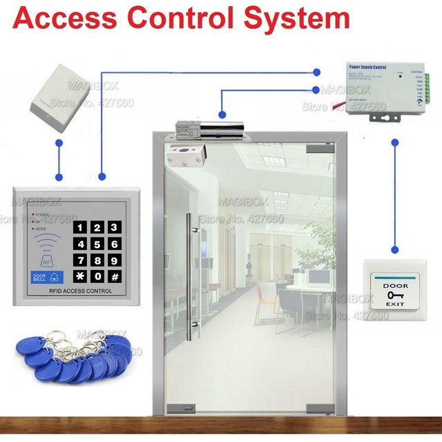 Aliexpress Com Buy Id Em Access Control System For