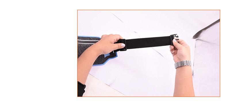 Professional Running Waist Pouch Belt Sport Belt Mobile Phone Men Women With Hidden Pouch Gym Bags Running Belt Waist Pack (29)