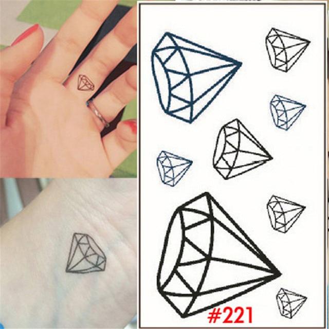 Dibujos De Diamantes Para Tatuar Sfb