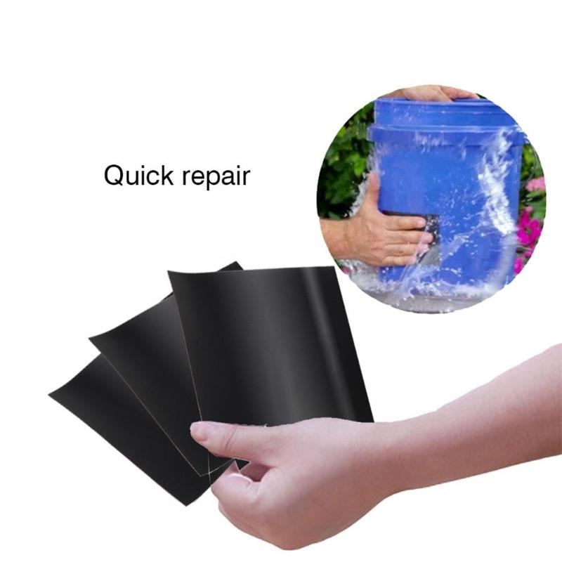 10pcs Waterproof Duct Tape Tools Strong Repair Highly Adhesive Heavy Duty Tape for Garden Hose Pipe Water Tap Quickly Stop Leak(China)