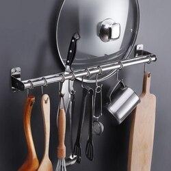 SUS 304 Aço Inoxidável rack de Armazenamento Da Cozinha Prateleira de parede rack de cozinha De Armazenamento Organizador Titular Toalha
