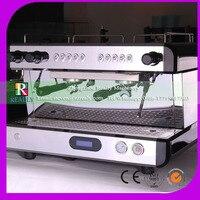 RL cc102 2 grupo italiano máquina de café espresso comercial|Processadores de alimentos|Eletrodomésticos -