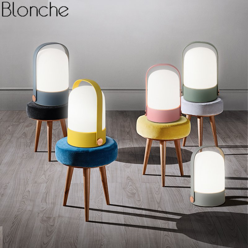 Modern Touch Dimmable Desk Lamp Nordic Lovely Led Table Light for Bedroom Bedside Kids Study Lamp Lighting Fixtures Luminaire nordic usb touch light flexible desk light table lamp office reading study modern decorative bedroom bedside abajur lamp tll 410