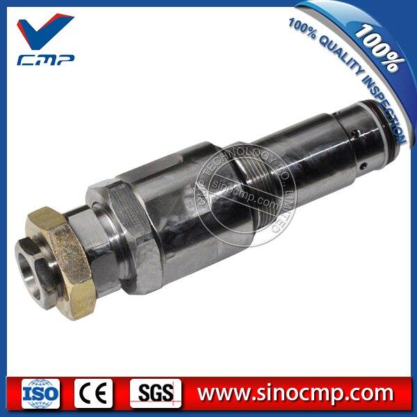 PC200-5 PC200LC-5 PC220-5 PC220LC-5 Komatsu Excavator Hydraulic Main Valve 709-70-51401 /  Relief Valve