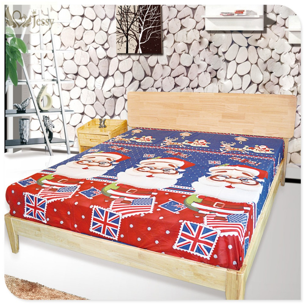 ∞JESSY HOME 3D Christmas Bedding Sets for Children Bed Linens with ...