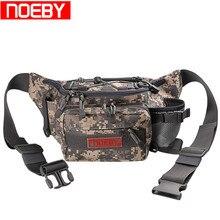 NOEBY Fishing Bags Lure Bag Multifunctional Waterproof Waist Fishing Backpack Bolso De Pesca Fishing Tackle Bag Sac De Peche