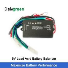6V Lead Acid Battery Equalizer QNBBM Balancer BMS With Led Flooded AGM GELL Battery Anti vulcanization,Anti corossion 1pcs