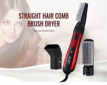 ENZO EN-503 3-в-1 для укладки волос вращающаяся щетка сушилка для волос aliborl волосы UNICE