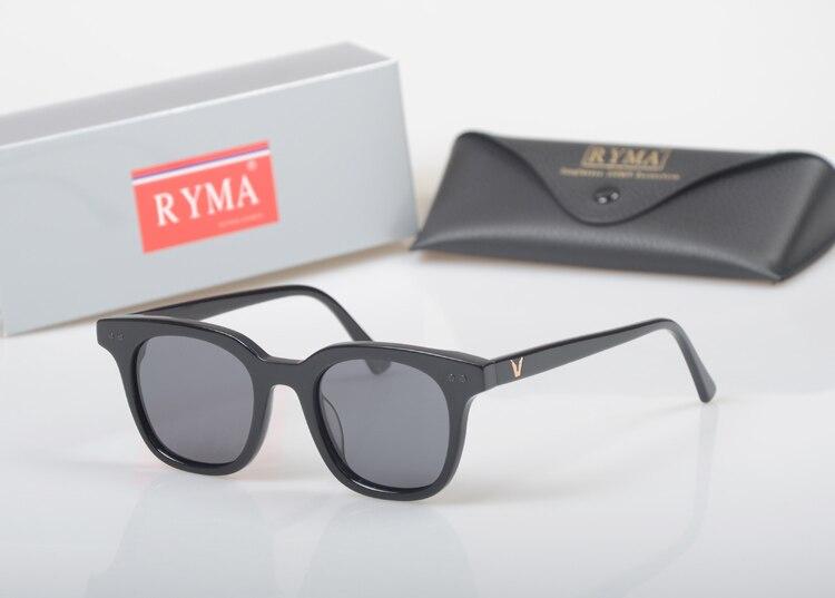 Vintage corée Bigbang lunettes de soleil petit carré optique cadre femmes hommes filles vision soleil verre gelée couleur rose lentille UV400 avec boîte