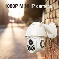 Luowice 2MP CCTV Camera Outdoor Waterproof Wifi 4MM Auto focus Full Color Network Wireless Cameras Garage Spliter PTZ Camera