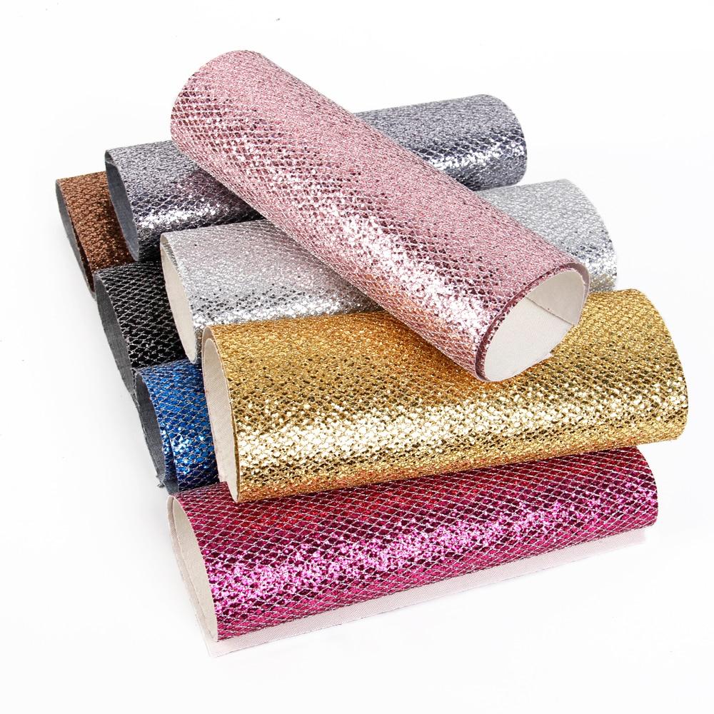 David accessories см 20*34 см блеск синтетическая кожа Аргайл для diy ткани дети постельные принадлежности домашний текстиль Вышивание Тильда кукла, 56411