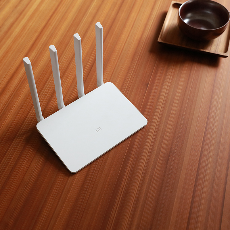 High Speed Wireless Original Xiaomi English Version Wifi Mi Router 3 With Fast Delivery