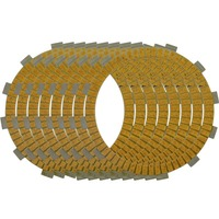 Motorcycle Engine Parts Clutch Friction Plates For SUZUKI RM60 80 85 DS SP DR 100 DS
