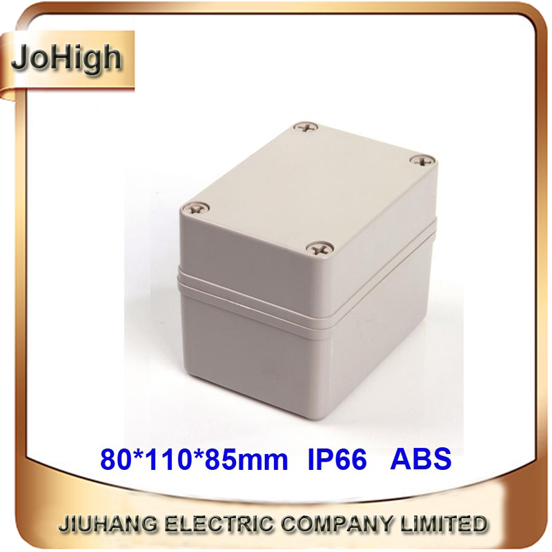 Waterproof Enclosure Case Electronic Junction Project Box Super Deals  80*110*85mm waterproof enclosure junction box 2in2out