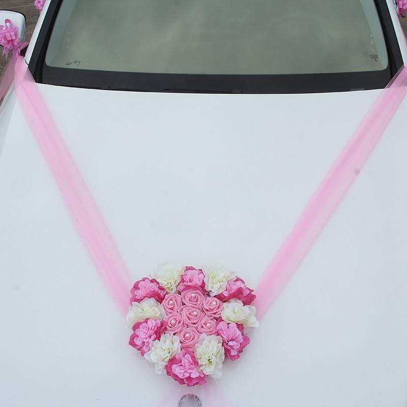 Γάμος Αυτοκίνητα Διακοσμητικά - Προϊόντα για τις διακοπές και τα κόμματα - Φωτογραφία 6