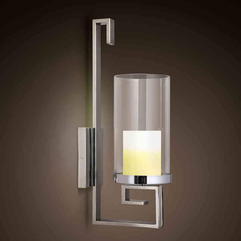 ᓂModern LED Wall Lamp 5W Wall Sconce White Indoor Lighting Lamp ...