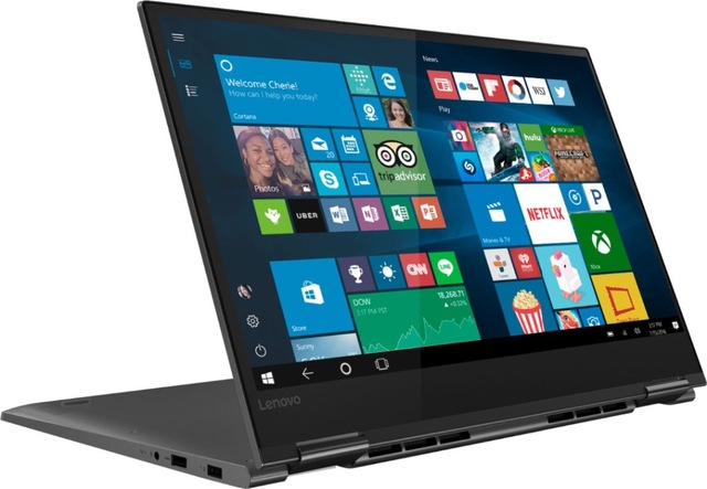 "Lenovo Yoga 730 2 in 1 15.6"" Touch Screen Laptop Intel"