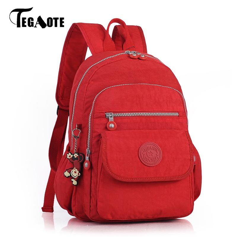 Bolsa Escolar Feminina Adidas : Aliexpress buy tegaote mochila feminina mini small