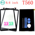 New T560 LCD Touch Panel For Samsung Galaxy Tab E 9.6 SM-T560 SM-T561 T561 Display Touch Screen LCD Digitizer Sensor Front Glass