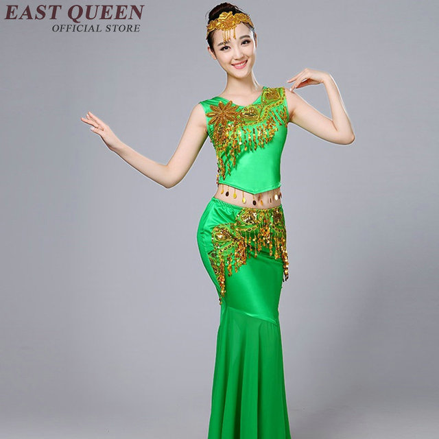 0a690d261 Oriental dance costumes chinese folk belly dance costume set bollywood dance  costumes cheap belly dance costumes KK790 S