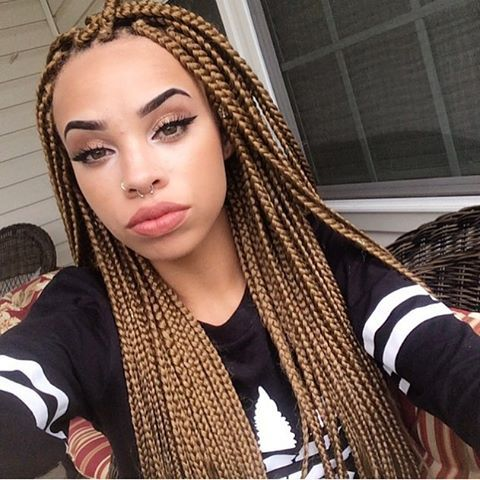 20 Roots Piece Exentation Hair Crochet Twist Braids 3s Box