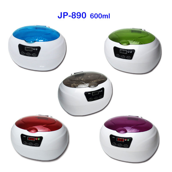 NEW STYLE CE RoHS FCC certificates 600ml ultra sonic jewelry cleaner denture/watch/eyeglasses Ultrasonic cleaner ce rohs fcc dhl 84v