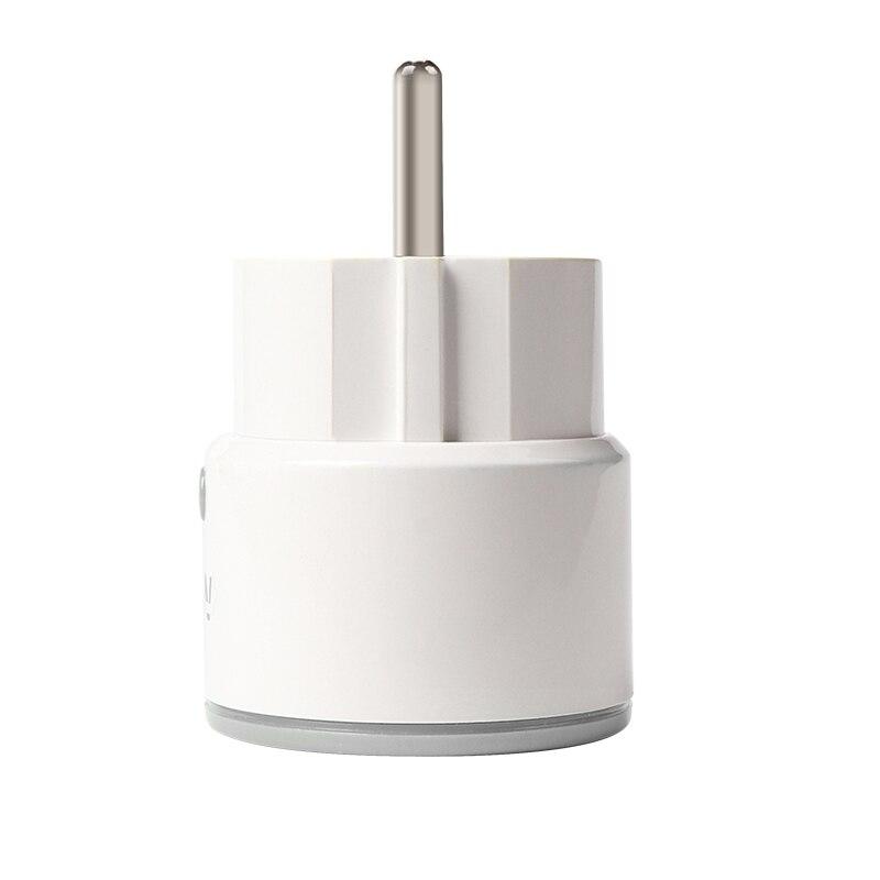NEO COOLCAM EU Wifi Smart Plug Socket Timer Remote Control Power Saver Smart Home Automation Modules Works Google Home Alexa