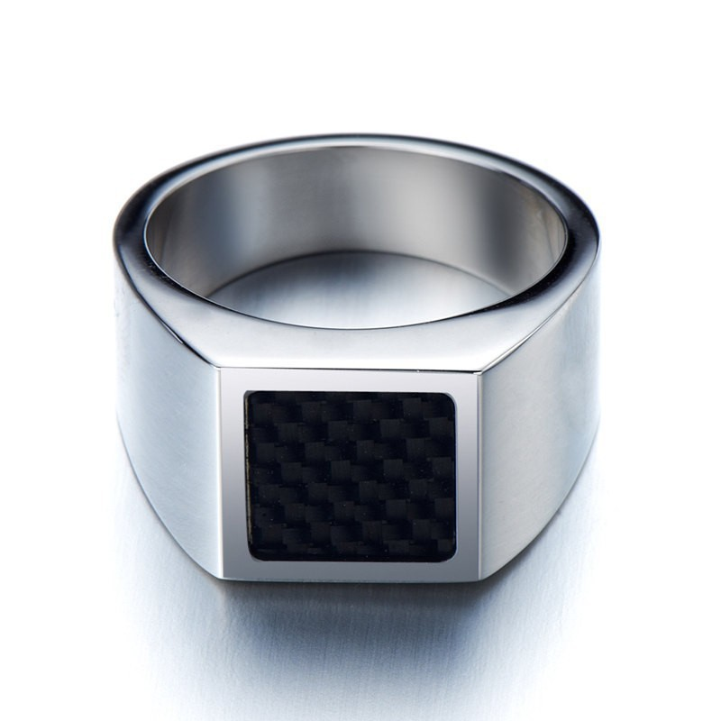 Fashion 2016 Newest Contemporary Jewelry Cool Men Ring Unique Anniversary Gift Boyfriend Husband Stainless Steel - Fine jewelry Chinese shop store