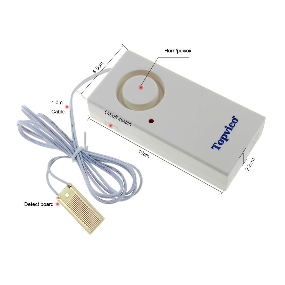 water leakage detector 2)