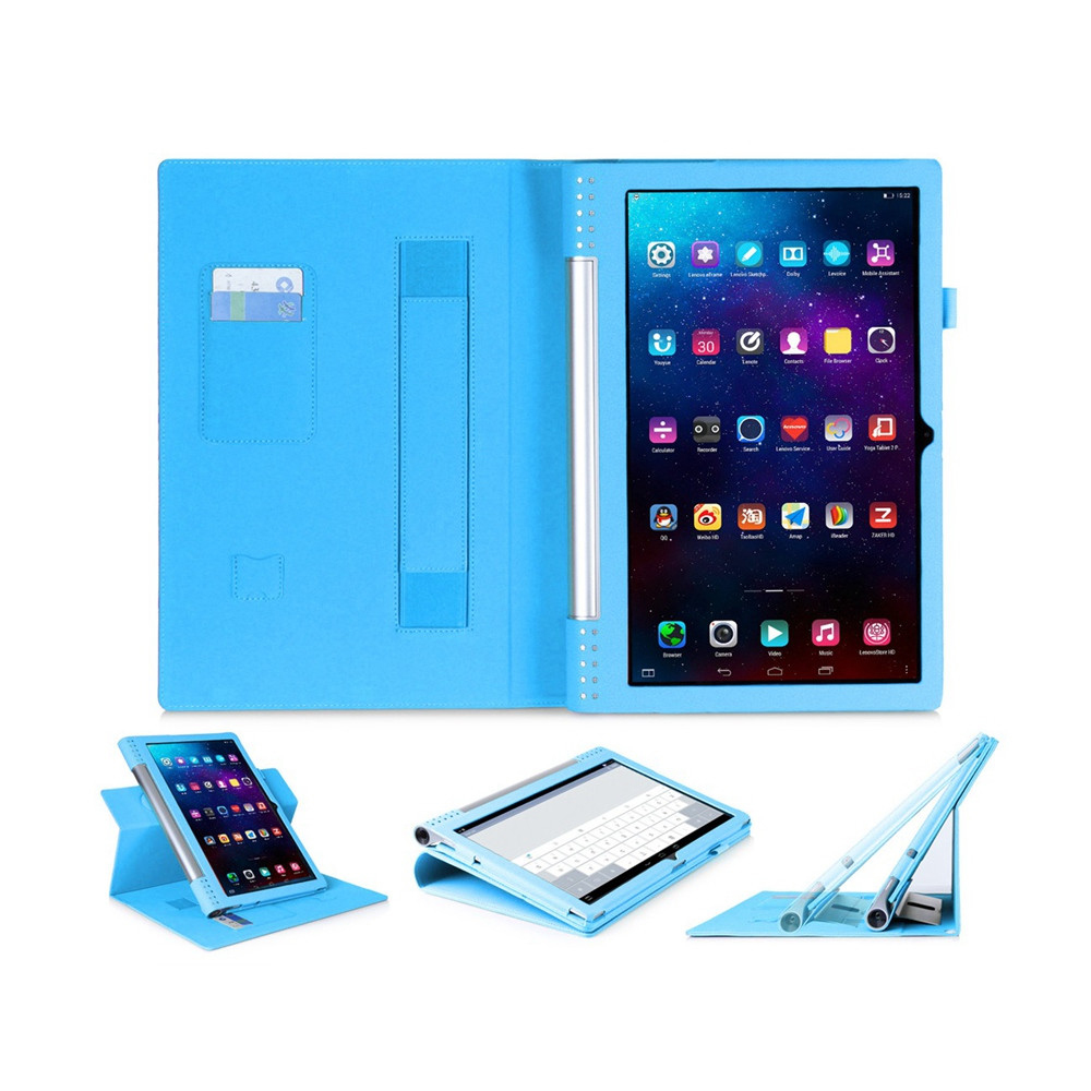 For Leonovo YOGA Tablet 2 Pro-1380F Tablet Case Flip Leather Cover For YOGA TAB2 Pro 1380F 13.3'' Stand Cases Capa Funda+Stylus чайник taller эллингтон tr 1380 2 8л