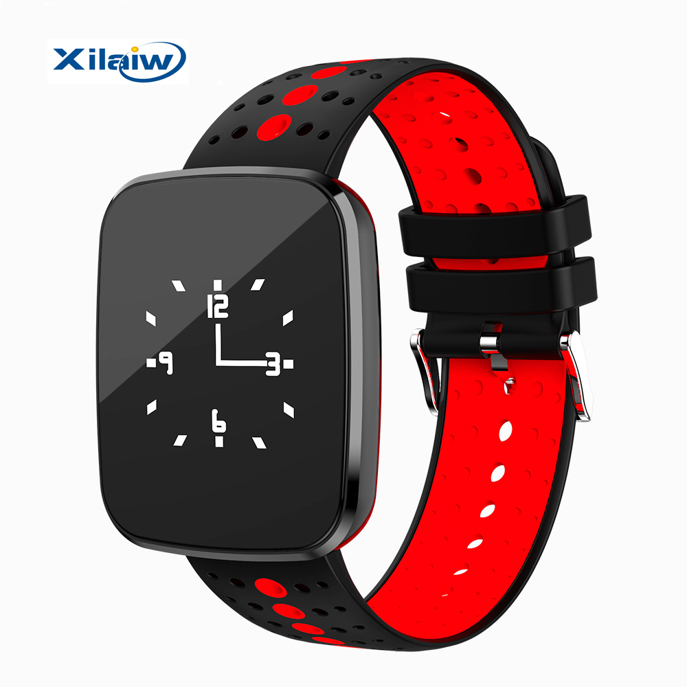 Smart band V6 Heart Rate monitor Fitness tracker Bracelet Blood Oxygen Pressure Monitor sport watch for IOS Android smartphones