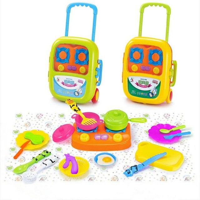 Kitchen Set Kids | Pretend Play Toys Children Simulation Kitchen Set Cooking Doctor