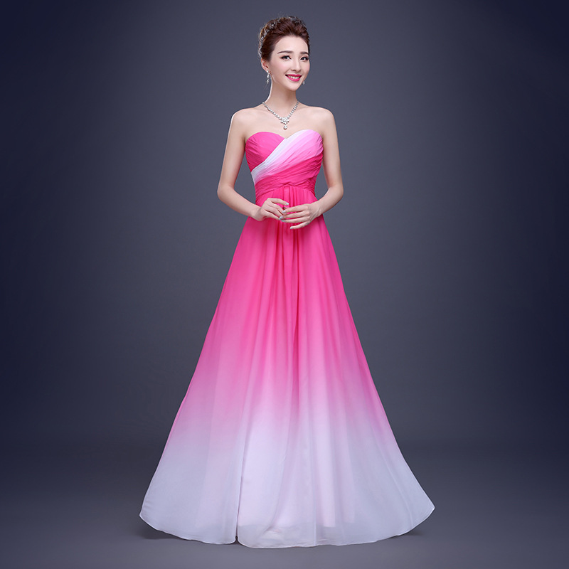 Popular Multi Colored Formal Dresses-Buy Cheap Multi Colored ...