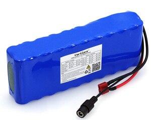 Image 2 - LiitoKala 48 v 5.2ah 13s2p גבוהה כוח 18650 סוללה אופנוע חשמלי רכב חשמלי סוללה DIY 48 v BMS הגנה
