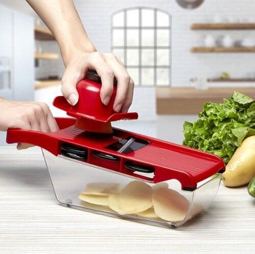 Mylb Gemüse Cutter mit Stahl Klinge Mandoline Slicer Kartoffel Schäler Karotte Käse Reibe gemüse slicer Küche Zubehör